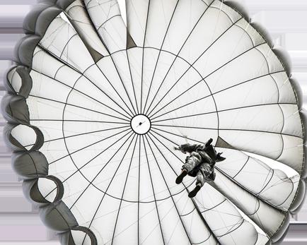 parachutiste